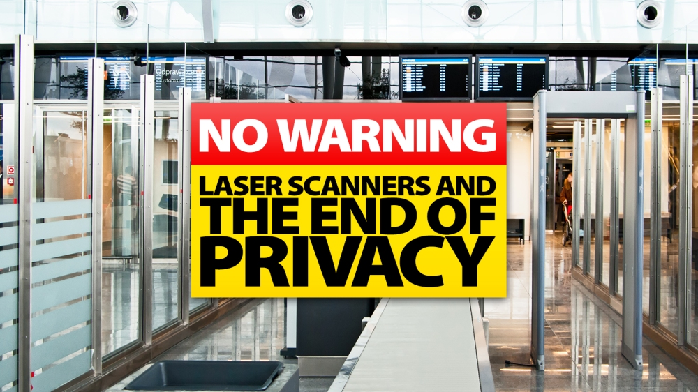 new laser scanners