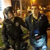 reporter-arrest