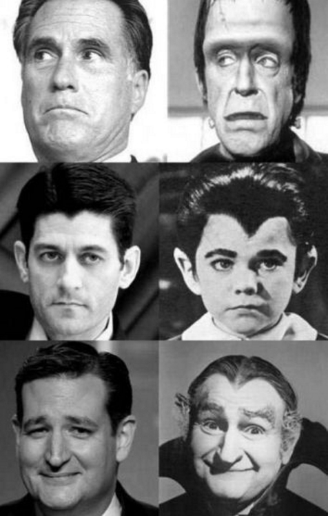 Political Munsters